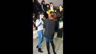 """홍대 버스킹 공연 댄스팀 클락 """"수왈라"""" [직캠]"""