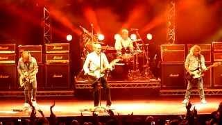Status Quo - Caroline & Bye Bye Johnny, Dublin 2014 [HD]