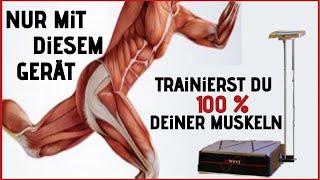 Siwave - Ohne dieses Gerät trainierst du nur 60% deiner Muskeln - Damit in 20 min alle