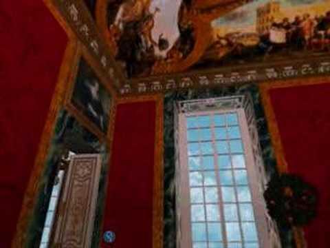 Versailles 1685-act 3 (cealing)