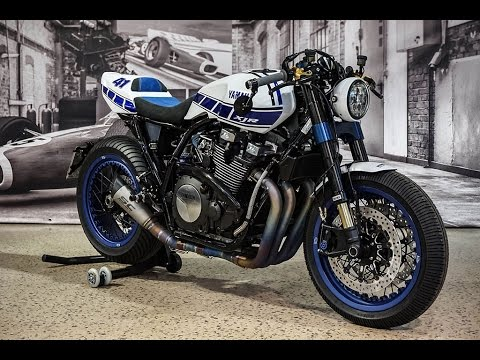 Yamaha Xjr1300 Café Racer