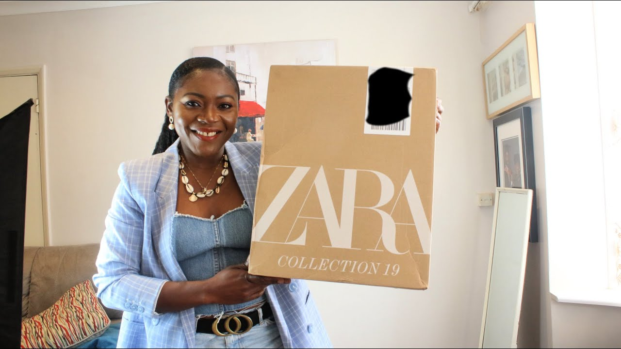 [VIDEO] - ZARA HAUL - FALL/AUTUMN STYLING AND TRY ON / SEPTEMBER  HAUL 1