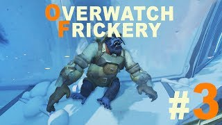 Hunting spooky ghosts - Overwatch Frickery #3