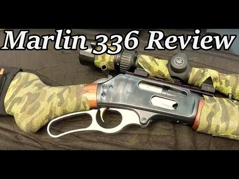 Marlin 336 Review | Iron Wolf Industrial