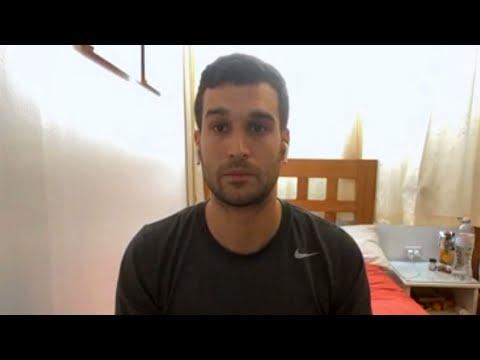 Canadian stranded in Peru now under lockdown