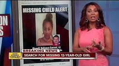 Florida missing child alert issued for 12-year-old Jacksonville girl