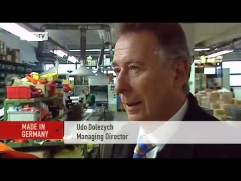 Made in Germany | The Dolezych family business turns 70: market leader in ropes, belts and fastenings