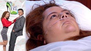 ¡La muerte de Antonia! | Por Ella Soy Eva - Televisa