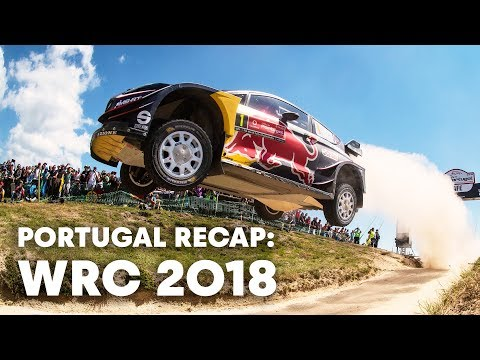 WRC 2018: Top 5 moments at Rally Portugal 2018.