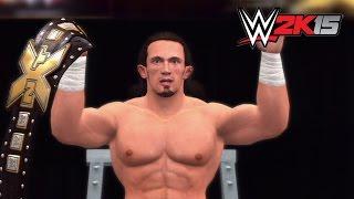 WWE 2K15: Who Got NXT walkthrough — Adrian Neville vs. Bo Dallas