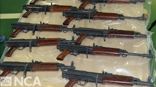 Britain's biggest gun-smuggling operation