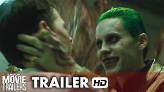 SUICIDE SQUAD Official Trailer - David Ayer DC Comics Movie [HD]