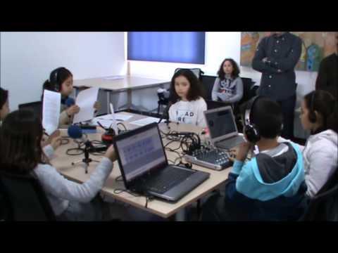 Webradio Ecole française à Rabat 5'45