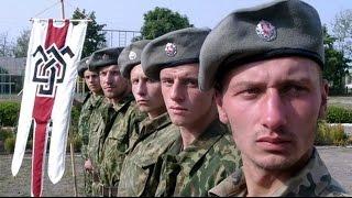 Стваральнік «Белага легіёну»  Нехта склаў пазлік і ў Лукашэнкі сарвала дах