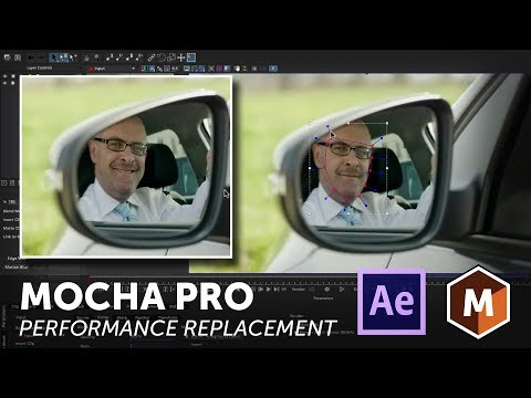 Tutorial: Face Replacement - Mocha Pro & After Effects