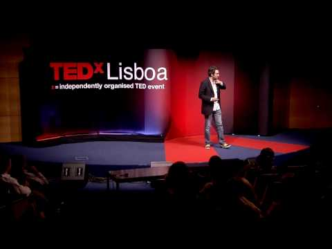 TEDxLisboa - Luís Rasquilha -