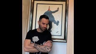 Ramin Karimloo -Tuesday Ten (week 9)