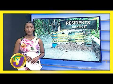 Residents Risking it All   TVJ News