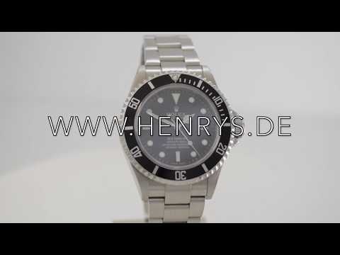 Rolex Sea-Dweller 4000 Reference 16600