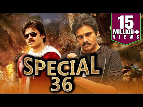 Special 36 2018 South Indian Movies Dubbed In Hindi Full Movie | Pawan Kalyan, Shruti Haasan thumbnail