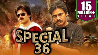 Special 36 2018 South Indian Movies Dubbed In Hindi Full Movie | Pawan Kalyan, Shruti Haasan