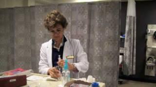 nursing skills iv push part 1
