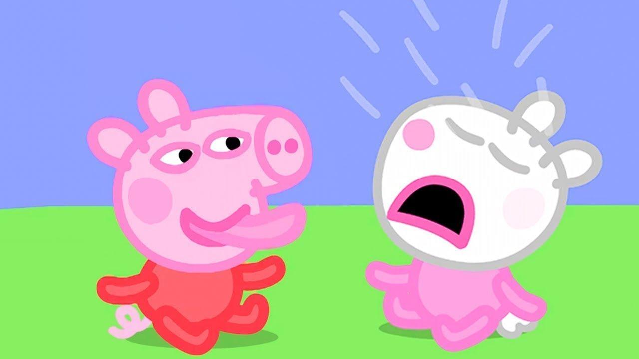 Download Vor langer Zeit: Baby Peppa und Baby Luzie 🍼 Cartoons für Kinder | Peppa Wutz Neue Folgen