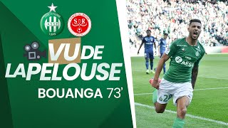 VIDEO: ASSE 1-1 Reims : le but vu de la pelouse