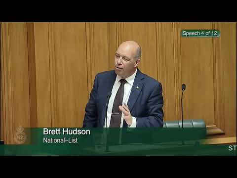 State Sector and Crown Entities Reform Bill - First Reading - Video 5
