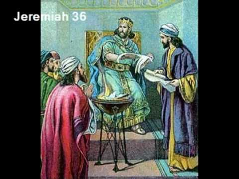Free Clip Art Of New Year Jeremiah 36 (wit...