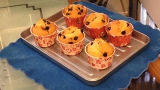輕鬆學烹飪-馬芬蛋糕