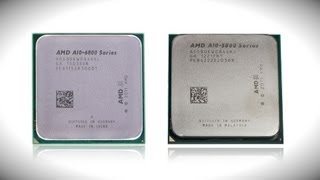 AMD A10-6800K vs A10-5800K APU Benchmarks! (Richland vs Trinity)