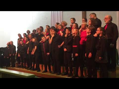 Jabberwocky performed  the Geelong Youth Choir 2017 Concert