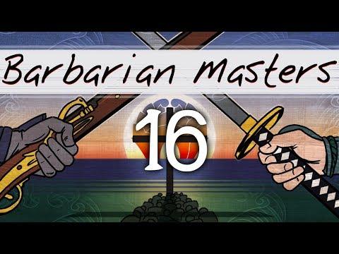 Barbarian Masters #16   Moral Support   Total War Shogun 2 Otomo Campaign NLP