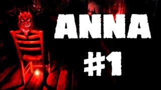 Anna - First Person Indie Horror Game - Walkthrough pt.1