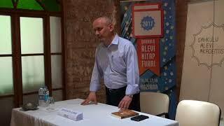 Şahkulu Kitap Fuarı: İlahiyatçı Yazar Mustafa Cemil Kılıç Sorularla Alevilik