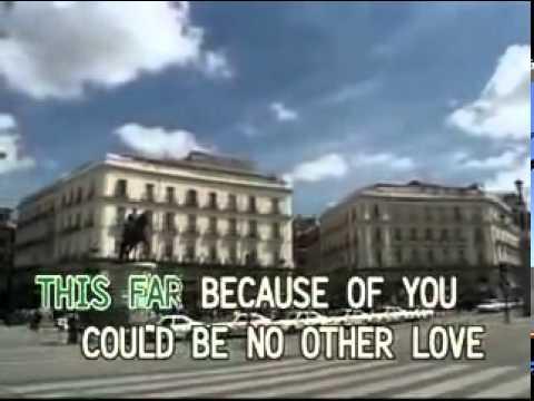 The Best of Me - Olivia Newton John & David Foster (Karaoke/Instrumental)