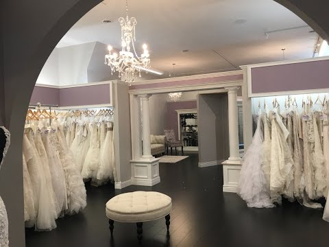 MIMI'S BRIDAL NEW STORE TOUR!