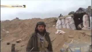 Вот как погиб главный корреспондент ИГИЛ . 21+