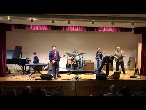 Harmonica Bill & Marked Deck Live At South Huntington Public Library