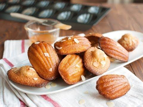из какого теста пекутся французские печенья мадлен