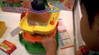 アンパンマンコロロンバイキン城 東京おもちゃショー2009 thumbnail