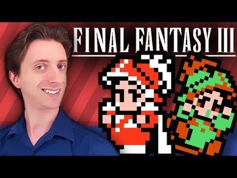 Final Fantasy III - ProJared