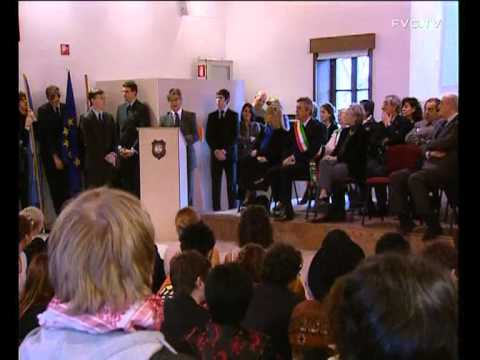 UWC Adriatic XXIX° Opening Ceremony - Video from the Region FVG Press Office