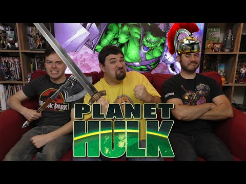 PLANET HULK | Back Issues