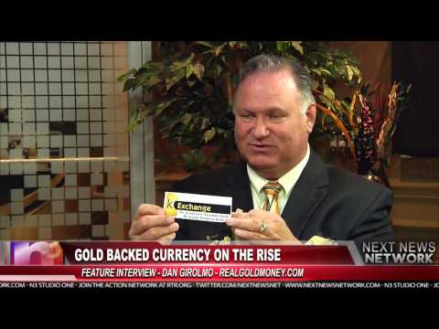 Gold Money   New Private Issue Gold Currency Revealed
