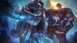 Repeat youtube video League of Legends BRAUM Login Theme