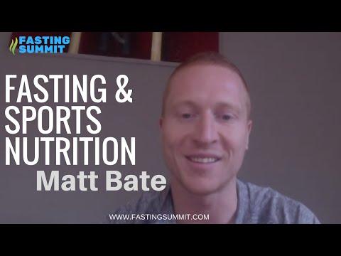 Matt Bate - Fasting Summit