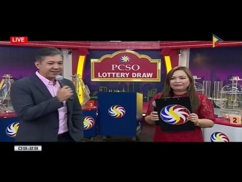 PCSO 9 PM Lotto Draw, April 10, 2018