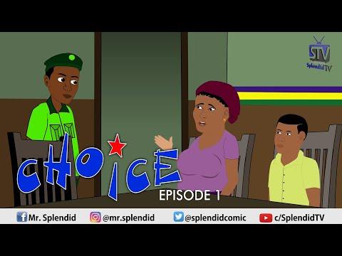 CHOICE EP1 (SPLENDID CARTOON) (SPLENDID TV)